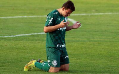 Com Daniel decisivo, Palmeiras vence clássico contra o São Paulo pelo Brasileiro sub-17