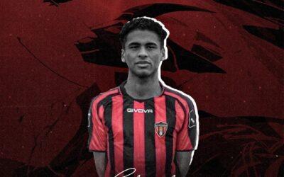 Eduardo Dias, jogador da geração 2002, é o novo jogador do Az Picerno