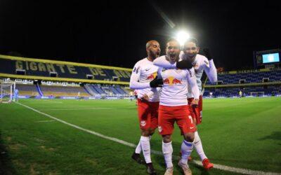 Em boa fase, Artur sonha com títulos no Red Bull Bragantino e mira seleção