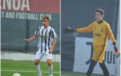 Talentos da base da Juventus, Andrea Orlando e Edoardo Motta são emprestados