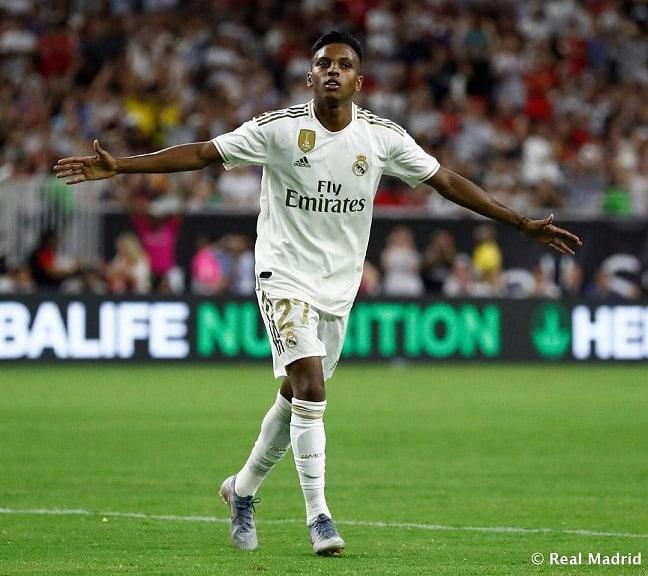 Rodrygo busca afirmação no 3º ano na Europa e revela objetivos para temporada
