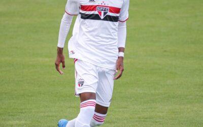 Ythallo, do São Paulo, é convocado para a Seleção Brasileira Sub-17