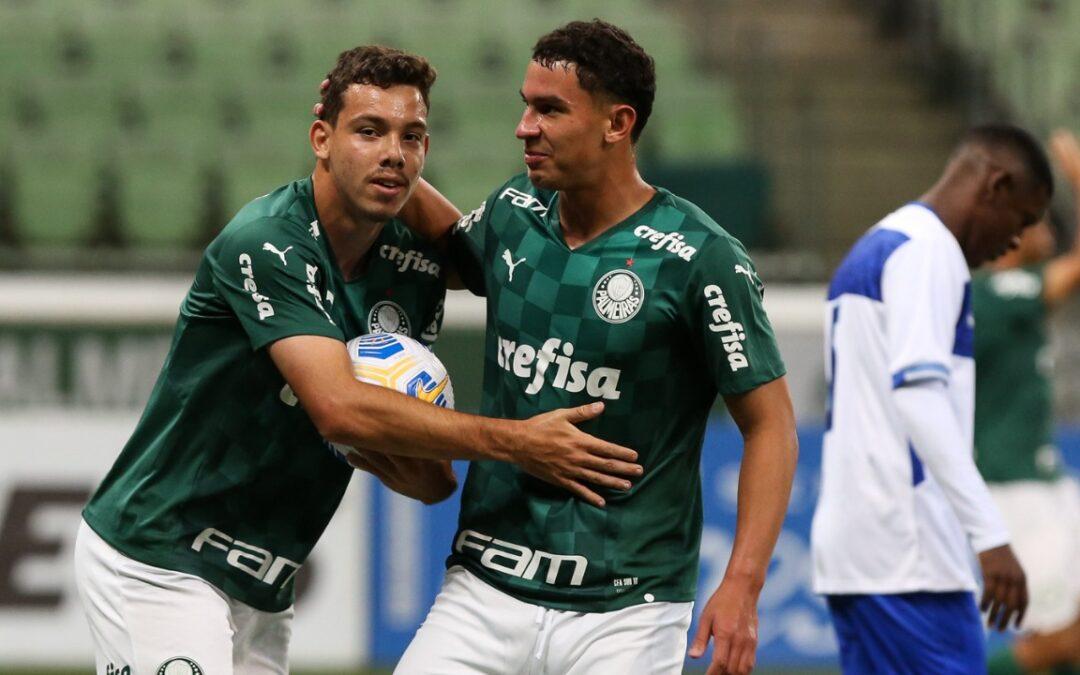 Destaque das categorias de base, Daniel celebra boa fase e projeta futuro no Palmeiras em entrevista ao Nosso Palestra