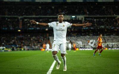 """Rodrygo avisa: """"O Real Madrid é o maior vencedor da Liga dos Campeões, somos sempre perigosos"""""""