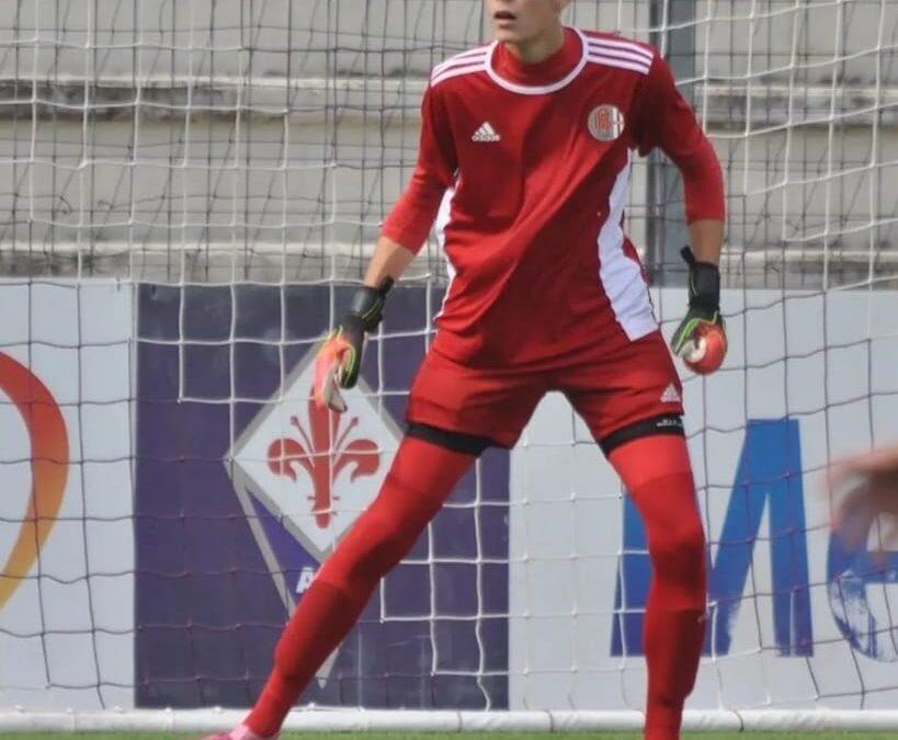 Edoardo Motta é convocado à Seleção Italiana Sub-17